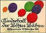 Póster alemán de Berlín 1912, sin marco, regalo para el mejor amigo, día de la madre, día del padre, sala de estar, dormitorio, cocina, baño, decoración moderna del hogar, sin marco, 30 x 40 cm