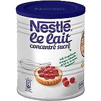 Epicerie sucrée Chocolat poudre, Lait concentré Lait concentré NESTLE Lait Concentré Sucré 1Kg