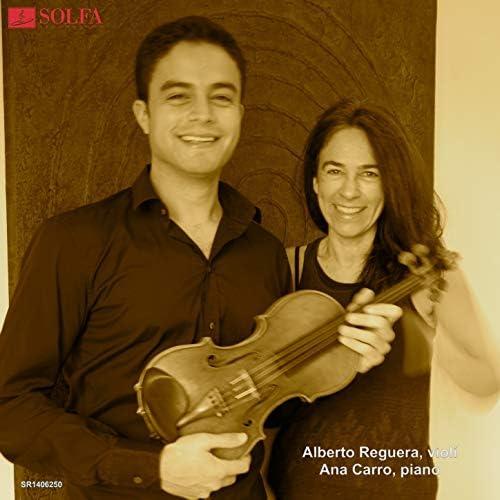 Alberto Reguera & Ana Carro