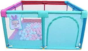 Hfyg Playpens Portable Baby Playpen Children s Playground Indoor Children s Play Lock Guard Fence pens