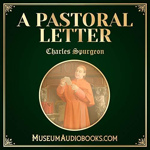 A Pastoral Letter audiobook cover art