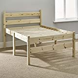 <span class='highlight'>Strictly</span> <span class='highlight'>Beds</span> <span class='highlight'>and</span> <span class='highlight'>Bunks</span> - Pine Bed Frame, 4ft 6 Double