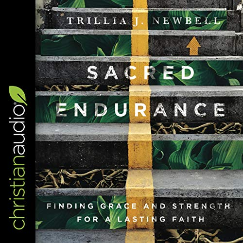 Sacred Endurance audiobook cover art