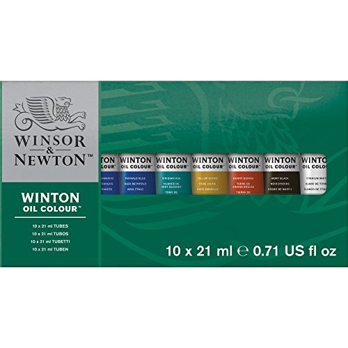 Winton Oil Assortimento 10 Tubi 21 ml