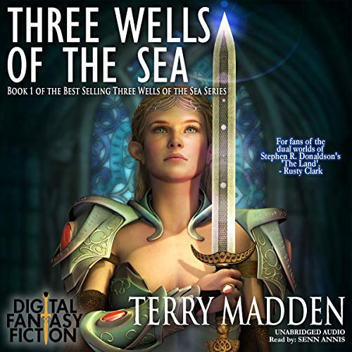 Three Wells of the Sea audiobook cover art
