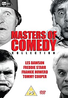 Masters Of Comedy Collection