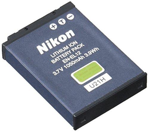 Nikon EN-EL12 Lithium-Ionen-Akku für Nikon Coolpix