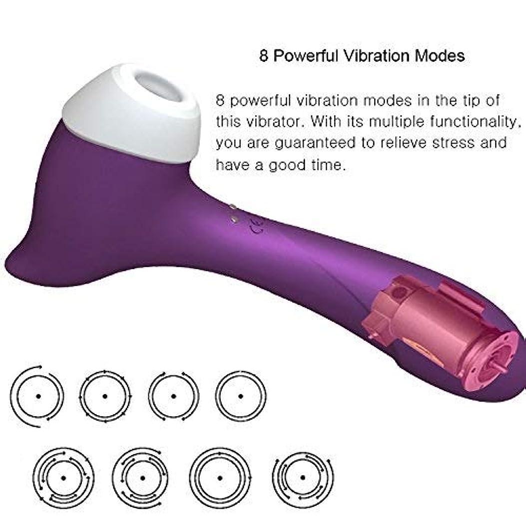 無秩序しかし顔料LTT 舌振動玩具口腔舌シミュレータ、防水8周波数振動ワンド、マルチスピードc-l-i-t吸い玩具用女性
