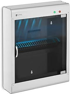 Royal Catering Stérilisateur UV Pour Couteaux Armoire De stérilisation Ultraviolet Lumière Ultraviolette RC-KSSS501 (Pour ...