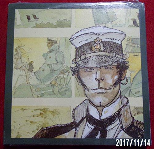 Pochette 6 Cartes 6 enveloppes : Corto Maltese d'après les Celtiques de Hugo Pratt