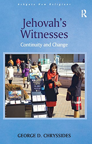 Jehovah's Witnesses: Continuity and Change (Routledge New Religions) (English Edition)