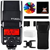 Godox TT350 - Flash con zapata para Canon