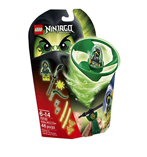 LEGO Ninjago Airjitzu Moro Flyer 70743 Building Kit by LEGO