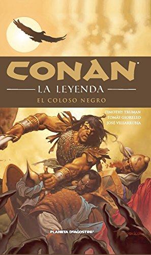 Conan La leyenda nº 08/12: Coloso negro