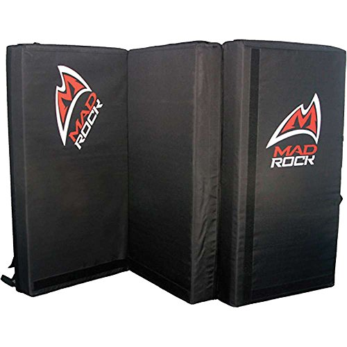 Mad Rock Triple Mad Pad Black 2019 Matte