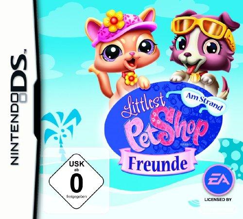 Electronic Arts Littlest Pet Shop - Juego (Nintendo DS, Simulación, E (para todos))