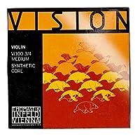 CUERDAS VIOLIN - Thomastik (Vision/VI100) (Juego Completo) Medium Violin 1/2