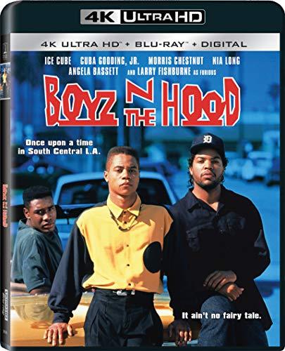 Boyz N' the Hood [4K Ultra HD + Blu-ray + Digital]