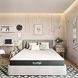 Classic Brands Cool Gel Memory Foam 9-Inch Mattress | CertiPUR-US Certified | Bed-in-a-Box, Full