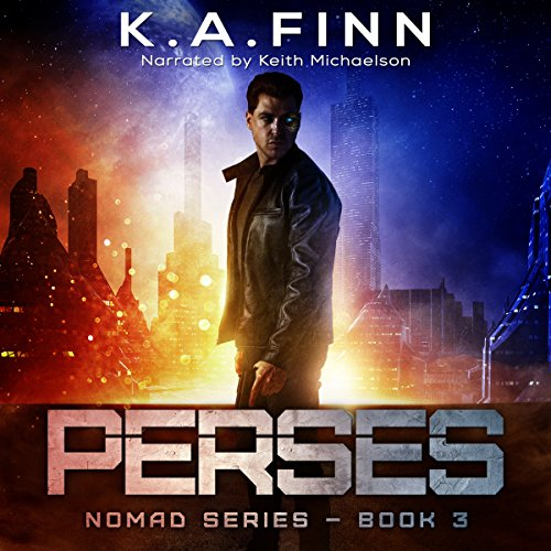 Perses audiobook cover art