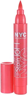 Smooch Proof 16H Lip Stain by NYC, 506 Coralicious
