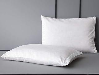 JDX Hotel Quality Hollow Fiber Pillow Set of 2-41x60