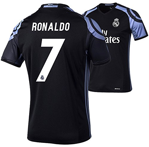 adidas Trikot Real Madrid 2016-2017 Champions League (Ronaldo 7, 140)