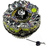 Elrozo Peonza Rapidity Thief Phoenic + lanzador para Beyblade Zero G Metal Fusion 4d Fury Arena