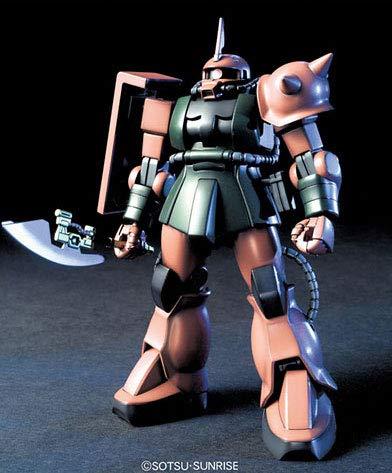 HGUC 1/144 ザクII (ガルマ専用機) (機動戦士ガンダム)
