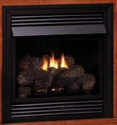 "Empire Comfort Systems Vent-Free 24"" Millivolt Control LP Fireplace"