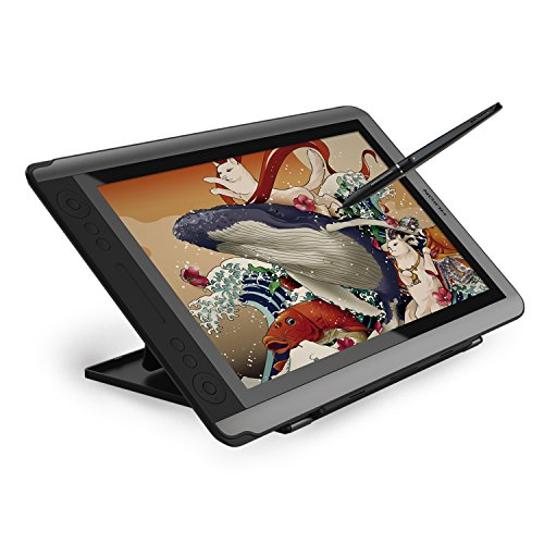 Huion Kamvas GT-156HD V2 Drawing Tablet Monitor 15.6 inches...