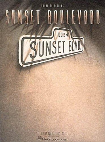 Sunset Boulevard: Piano, Vocal, Guitar (Vocal Selections)
