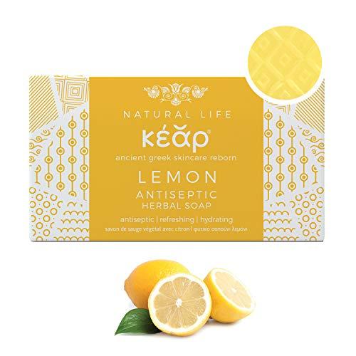 KEAR NATURAL Sapone Antisettico Delicato al Limone e...