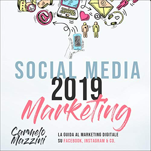 Social Media Marketing 2019 copertina