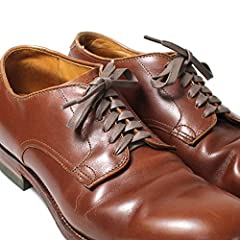 Waxed Dress Shoelaces