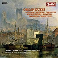 Organ Duets By Mozart Mendelssohn Langlais