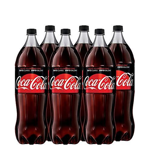 günstig Coca-Cola Zero Package (6 x 2,25 l) Vergleich im Deutschland