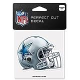 Dallas Cowboys Offizieller NFL 10,2 x 10,2 cm gestanzter Aufkleber