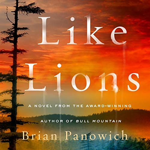 Like Lions audiobook cover art