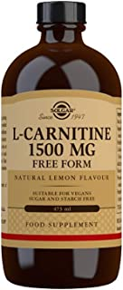 Solgar L-Carnitine Liquid 1500mg Lemon, 16 Oz