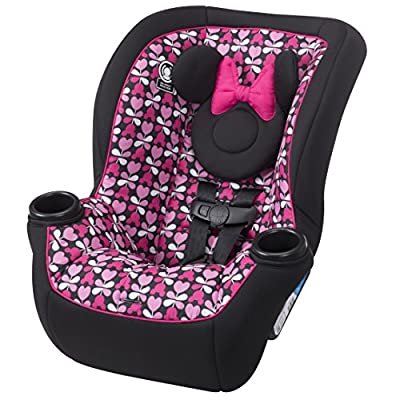 Disney Baby Apt 50 Convertible Car Seat, Minnie Sweetheart from Dorel Juvenile Group-CA