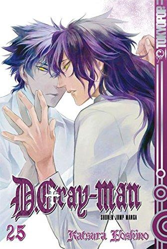 D.Gray-Man 25: Er vergisst die Liebe