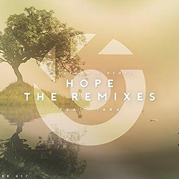 Hope (feat. Tara) [The Remixes]