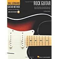 Hal Leonard Guitar Method: Rock Guitar (Book/Online Audio) (Hal Leonard Guitar Method (Songbooks))