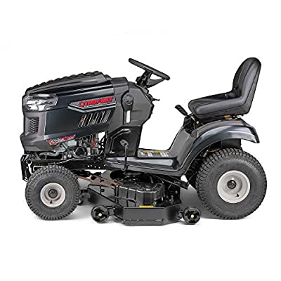 TroyBilt Super Bronco XP 54 in. 26 HP V2 Kohler Gas Garden Tractor with Hydrostatic Transmission, Cruise Control, Mow in Reverse