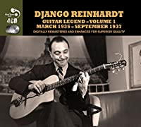 Guitar Legend - Vol. 1, March 1935 - September 1937 by Django Reinhardt