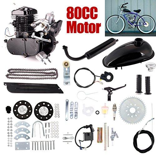 Kit de motor de 2 tiempos de gasolina para bicicleta motoriz