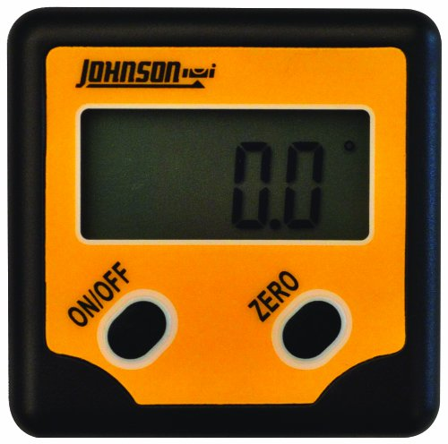 Johnson Level & Tool 1886-0100 Magnetic Digital Angle Locator