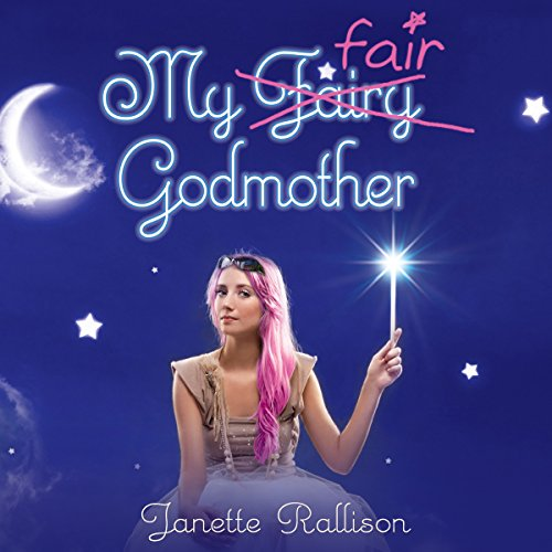 My Fair Godmother audiobook cover art