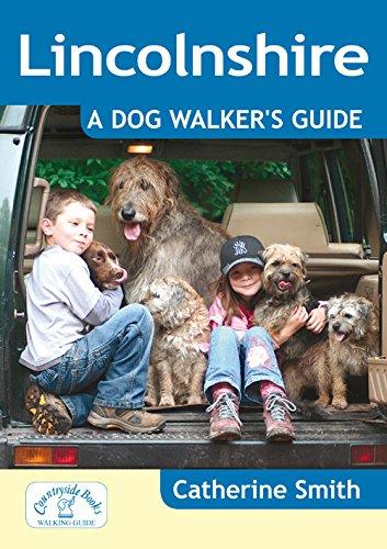 Lincolnshire: A Dog Walker's Guide (Dog Walks)